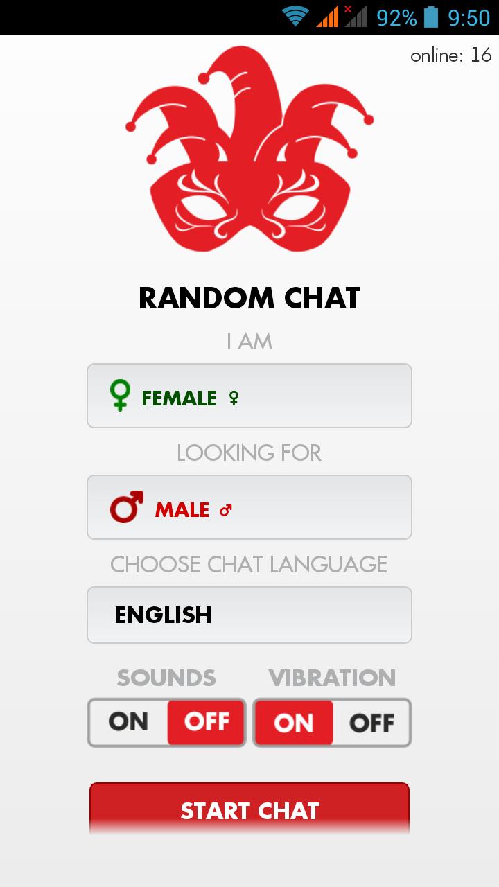 Free random chat dating