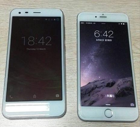Zte Blade s6 Plus Zte Blade s6 Plus vs Iphone6